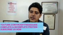 what is complete & incomplete protein & amino acids veg and non veg protein sources