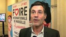 Stéphane Journiat donne les chiffres de la Foire de Marseille 2018 et les tendances pour 2019.