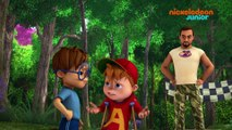 Alvinnn!!! Et les Chipmunks | Frissons de Simon | NICKELODEON JUNIOR