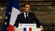 Discours du Président de la République, Emmanuel Macron, à la communauté française de Belgique