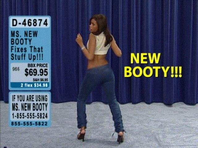 Bubba Sparxxx - Ms. New Booty