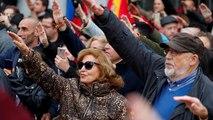 Espagne : des Femen s'invitent à une manifestation pro-Franco