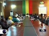 ORTM - Séance d'écoute des représentants des partis politiques et de la société civile autour d'une loi portant prorogation du mandat des députés