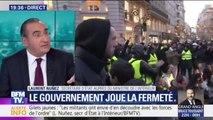"""Manifestation des gilets jaunes samedi à Paris : Laurent Nuñez prévient que """"certains périmètres seront interdits, comme la Place de la Concorde"""""""
