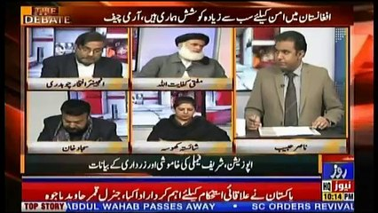 Debate With Nasir Habib - 20th November 2018