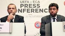 Football Leaks : Pour Čeferin et Agnelli, la Super Ligue est une « fiction »
