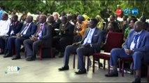 RTG - Ouverture à Libreville des travaux de la 58ème assemblée générale de l'Organisation Inter Africaine du Café avec pour thème «Production durable du cafe en Afrique dans le contexte du changement climatique «