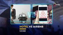 ¿Qué prefieres Airbnb o un hotel tradocional?