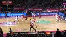 FC Bayern Munich - Olympiacos Piraeus Highlights | Turkish Airlines EuroLeague RS Round 8