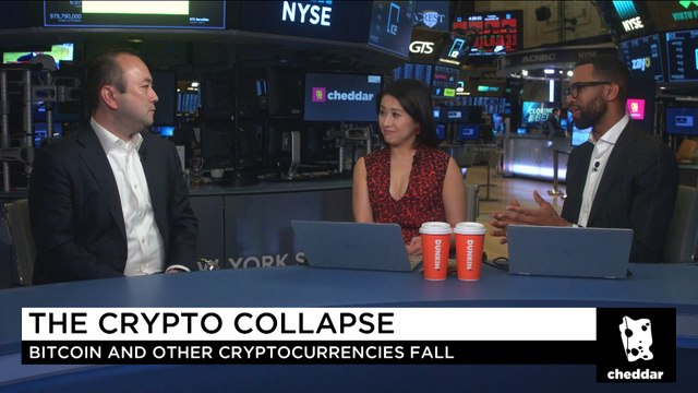 Bitcoin Continues to Plunge Hitting 13-Month Low