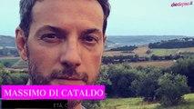 Massimo di Cataldo: età, carriera, moglie, figli e curiosità sul cantante