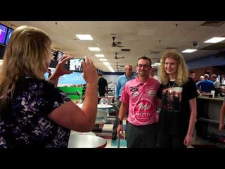 E.J. Tackett Claims His 10th PBA Title At Parkside Lanes Open