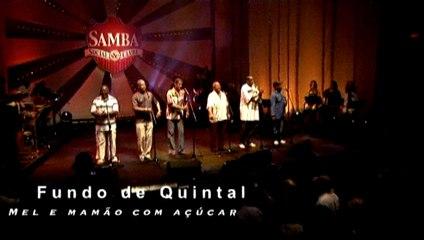 Grupo Fundo de Quintal - Mel E Mamão Com Açúcar
