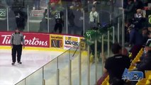 QMJHL Shawinigan Cataractes 6 at Val-d'Or Foreurs 7