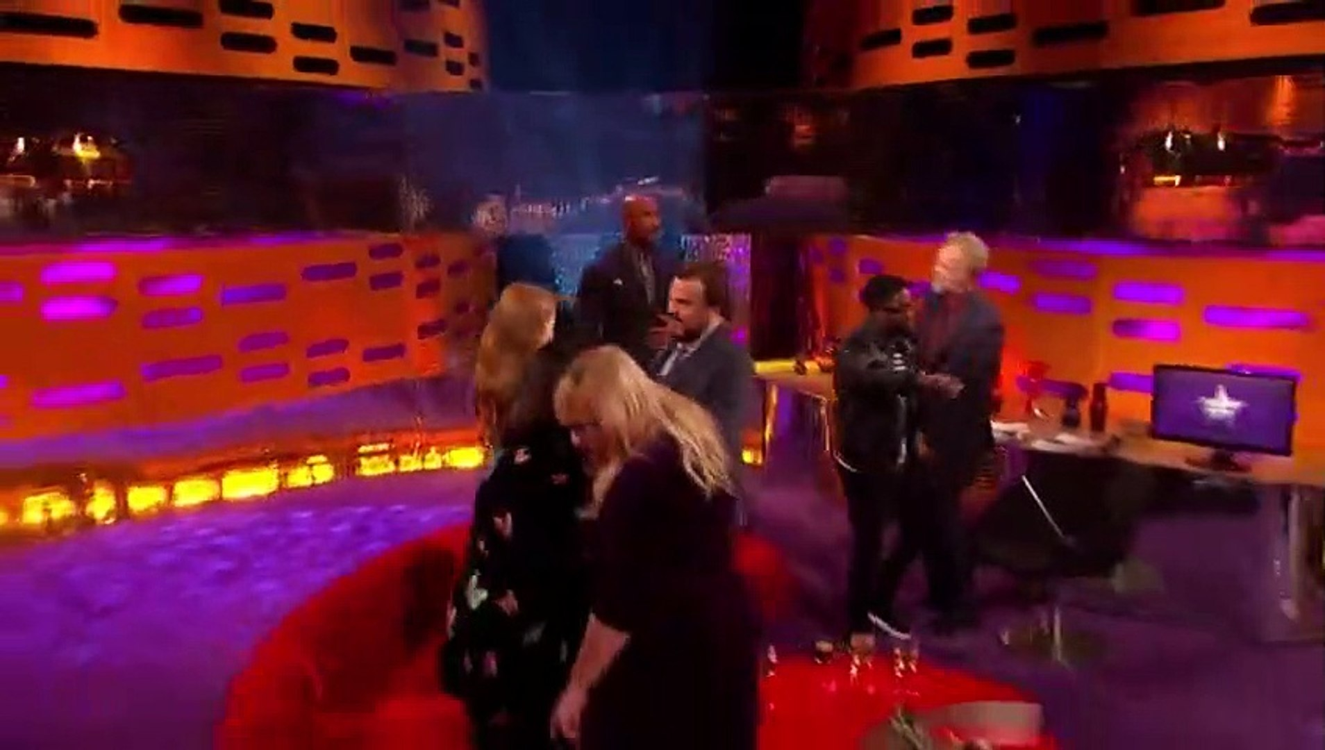 The Graham Norton Show S22 - Ep10 Jessica Chastain, Dawn French, Rebel Wilson, Dwayne Johnson, Kevin