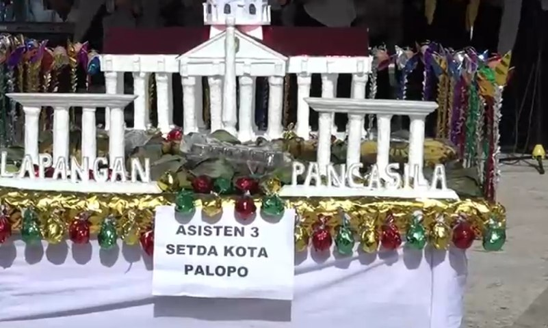 Tradisi Festival Male Warga Palopo Berebut Telur Video Dailymotion