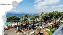 Location vacances - Appartement - Cannes (06400) - 3 pièces - 115m²