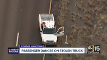 Two in custody after pursuit on I-17 ends near Cordes Junction