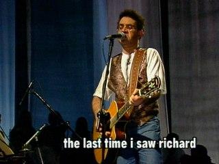Legiao Urbana - The Last Time I Saw Richard
