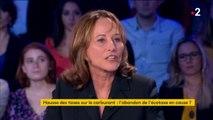 """Ségolène Royal justifie l'abandon de l'écotaxe par """"un chapelet de mensonges"""" affirme Dominique Bussereau. Son possible retour en politique serait """"la meilleure chose pour les autres forces politiques françaises"""""""