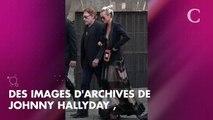 PHOTOS. Johnny Hallyday face au sosie de Laeticia Hallyday dans le nouveau clip ...