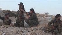 معارك لإخراج تنظيم الدولة من شرق الفرات بسوريا