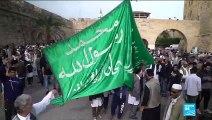 EXCLUSIF - LIBYE : Les musulmans soufis célèbrent la naissance du prophète