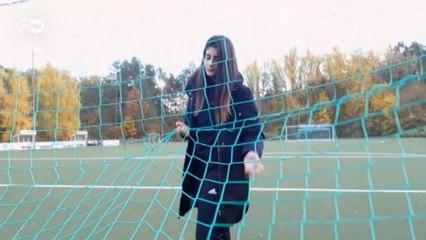 Hayali Bundesliga'nın ilk Türk kadın hakemi olmak