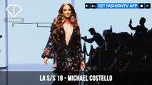 Los Angeles Fashion Week S/S 19  - Art Hearts Fashion - Michael Costello | FashionTV | FTV