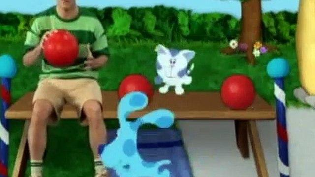 Blue's Clues - S04 E20 - Blue's Backyard Ballgame Bonanza