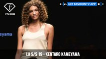 Los Angeles Fashion Week S/S 19  - Art Hearts Fashion - Kentaro Kameyama | FashionTV | FTV