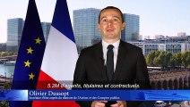 Élections professionnelles dans la fonction publique : message d'Olivier Dussopt