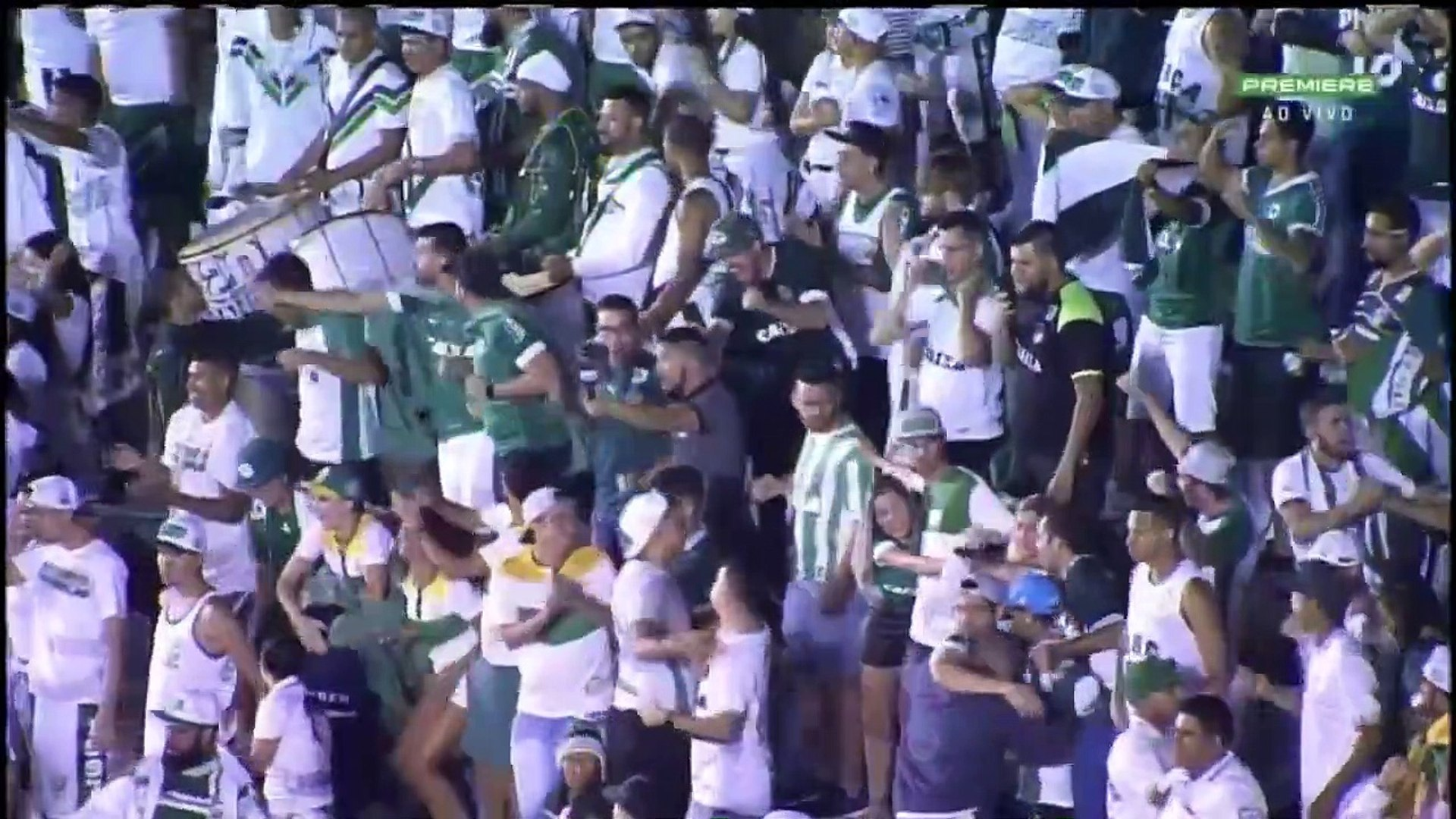 [MELHORES MOMENTOS] Oeste 1 x 3 Goiás - Série B 2018