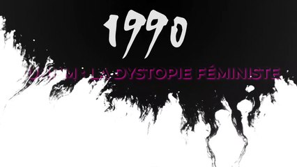 1990 :  Gunnm, La dystopie féministe