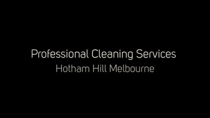 Professional Cleaning Services Hotham Hill Melbourne