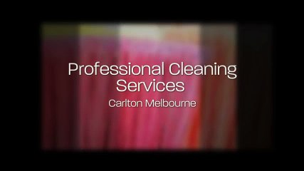 Professional Cleaning Services Carlton Melbourne