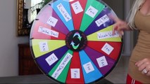 EXTREME SPIN THE WHEELE DM LYRIC CHALLENGE GAME! DMING LIL TAY, RICEGUM, Woah Vicky