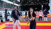 Japan Expo 2018 – Combat d'arts martiaux avec Marie