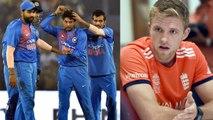 India vs England 2nd T20I : David Willey questions Kuldeep Yadav and Bhuvi's delay tactics |वनइंडिया