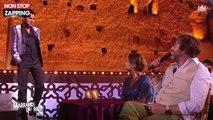 Marrakech du rire 2018 : Zinedine Zidane et Kad Merad... avec des cheveux ! (vidéo)