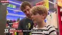 Mondial 2018 : Les ventes de maillots de l'équipe de France explosent ! (vidéo)