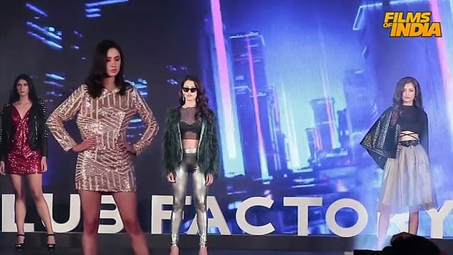 Club Factory TVC Launch  Miss World Manushi Chillar