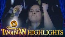 Tawag ng Tanghalan: Jeramae Narca defends her spot as the defending champion