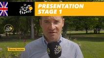 Presentation - Stage 1 - Tour de France 2018