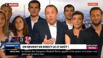 """Regardez les remerciements de Jean-Marc Morandini lors de la dernière de la saison de """"Morandini Live"""" sur CNews - VIDEO"""