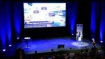 Conférence CRALIM - Témoignage sur l'axe Education alimentaire de la jeunesse