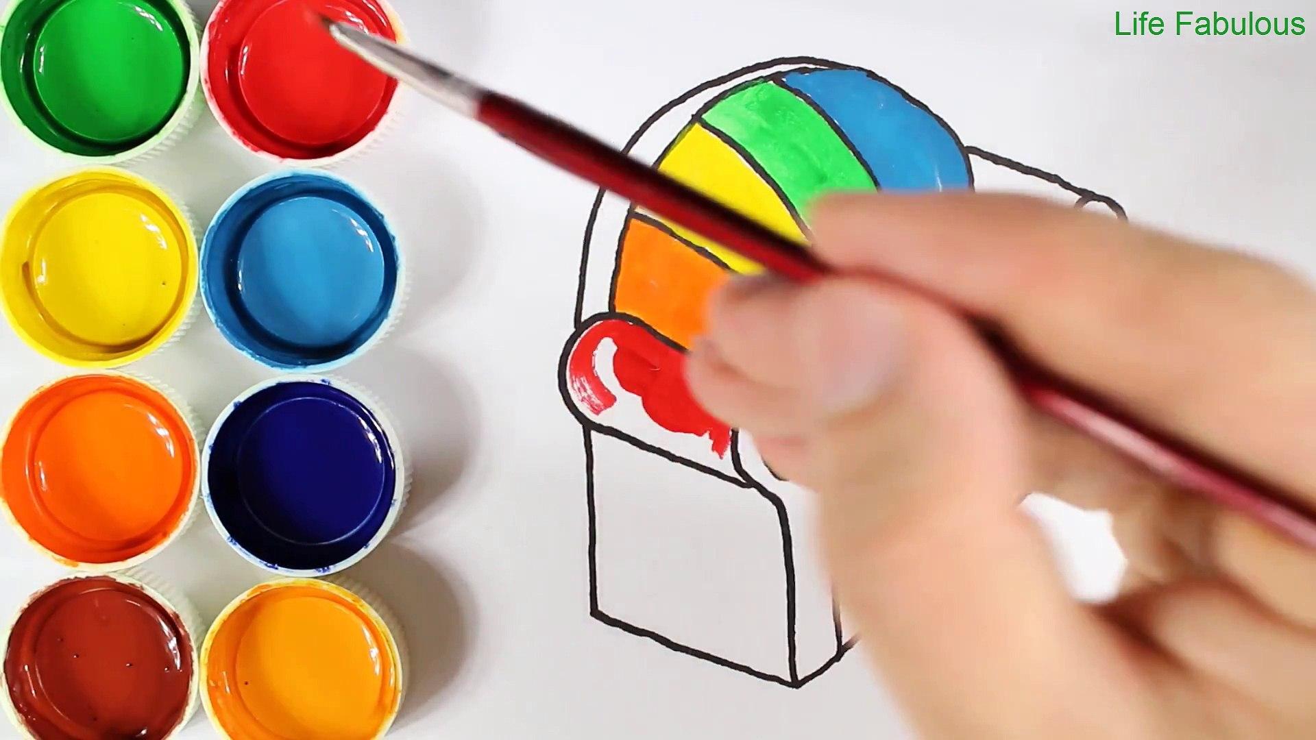 Comment Dessiner Et Couleur Canape Coloriages Pour Enfants Art