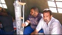Thousands of Displaced Syrians stranded at Syria-Jordan border