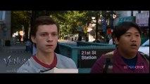 VENOM -Peter Parker Symbiote- Trailer (2018) Concept Tom Holland Marvel Movie HD Buzz Entertainment