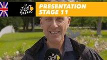 Presentation - Stage 11 - Tour de France 2018